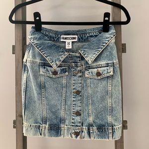 H&M x Moschino Skirt